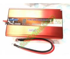Kích Điện 24V-220V-2000W-PURE SIN WAVE