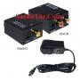 Bộ chuyển âm thanh TV 4K quang optical sang audio AV ra amply + Cáp optical - Bản Nâng Cấp